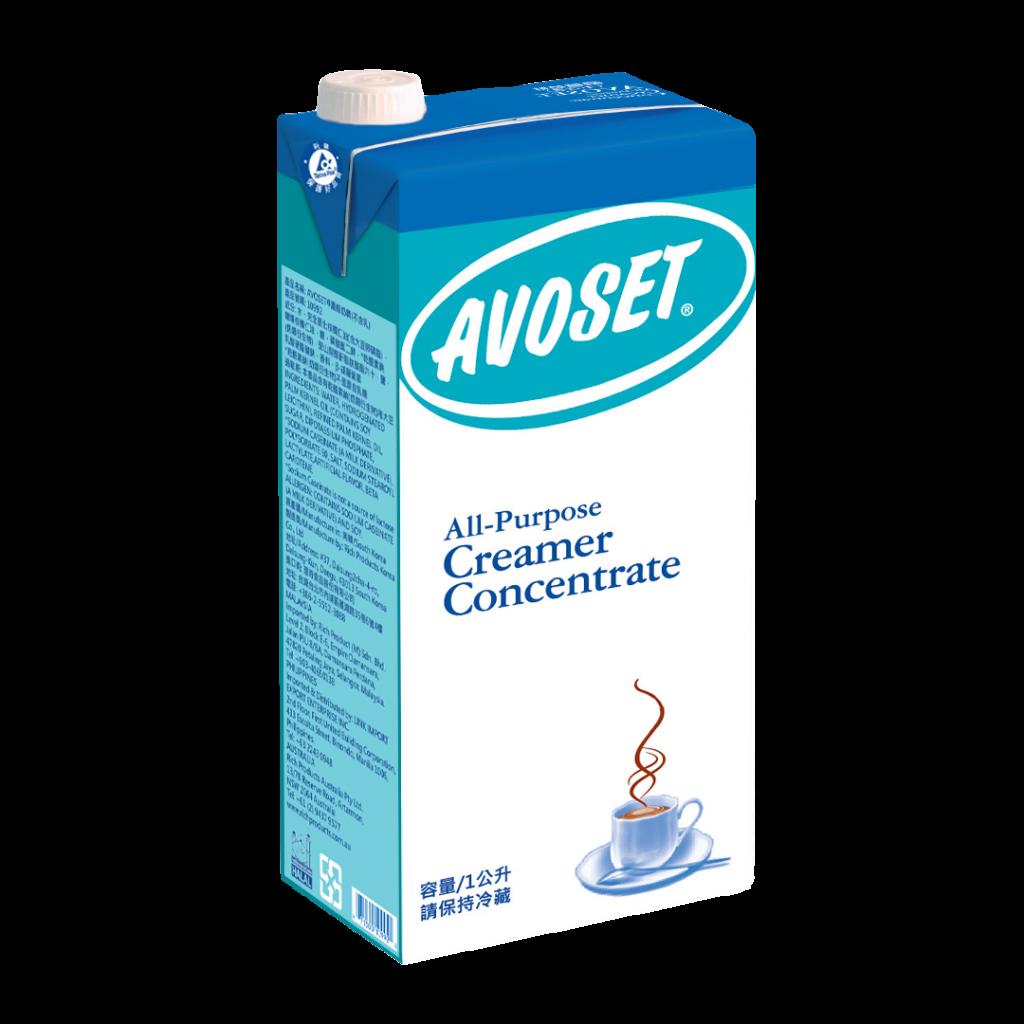 Avoset All-Purpose Creamer Concentrate