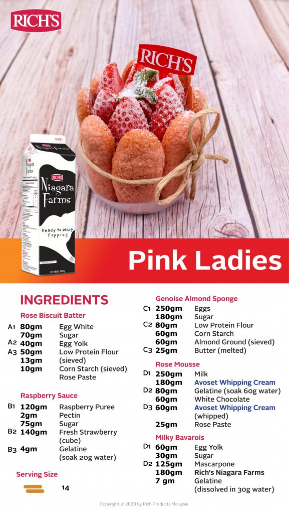 Pink Ladies Recipe
