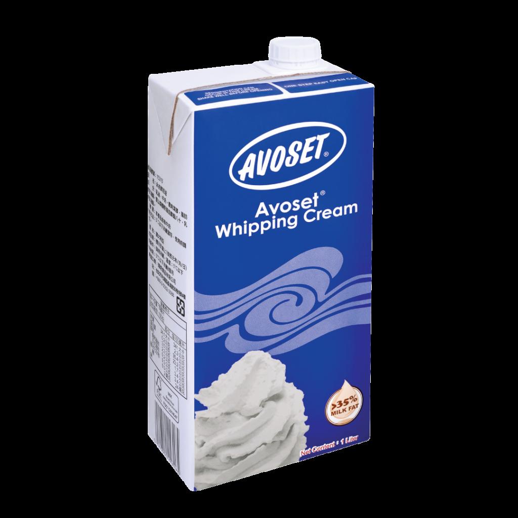 Avoset Whipping Cream
