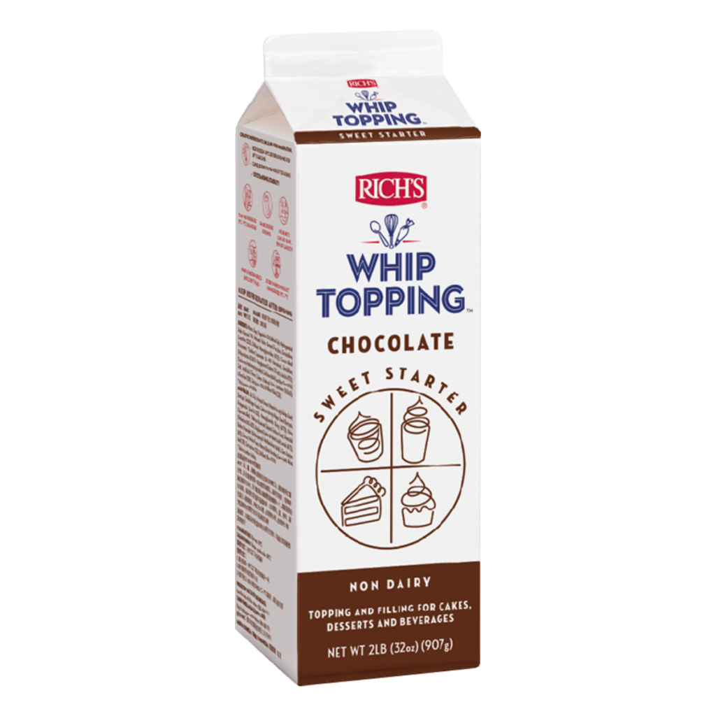 Rich's Chocolate Whip Topping