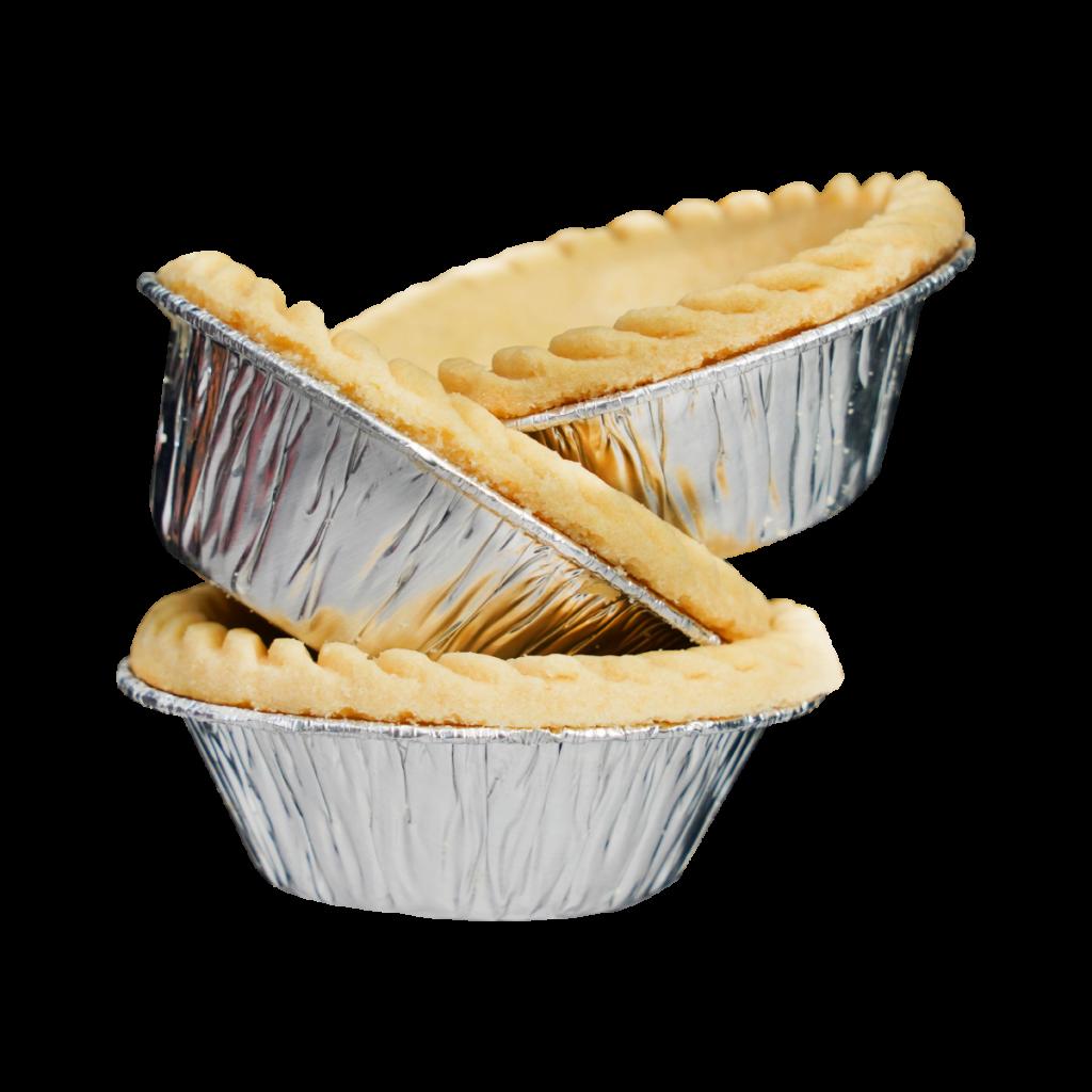 par baked tart shell